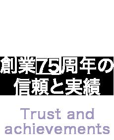 ニシリクネットライン創業70周年の信頼と実績